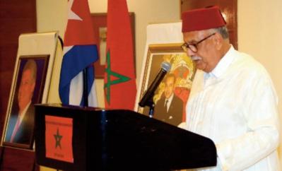 Boughaleb El Attar: Les relations entre le Maroc et Cuba s'améliorent considérablement
