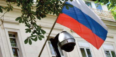 L'espionnage russe en Europe: Agressif, visible, perfectible