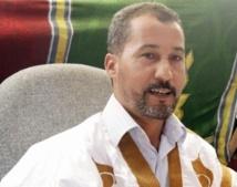 Grève de la faim de Mustapha Ould  Salma