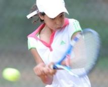Rita Atik au 2ème  tour de l'ITF de l'ACSA