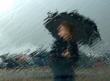 Chutes de température et pluies jusqu'en fin de semaine