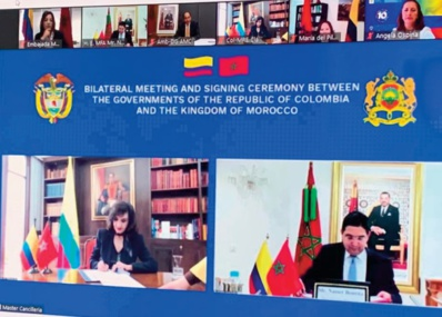 La Colombie réitère son soutien à l'intégrité territoriale du Maroc