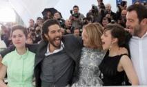"""Grand Central"": l'amour irradié de Tahar Rahim et Léa Seydoux"