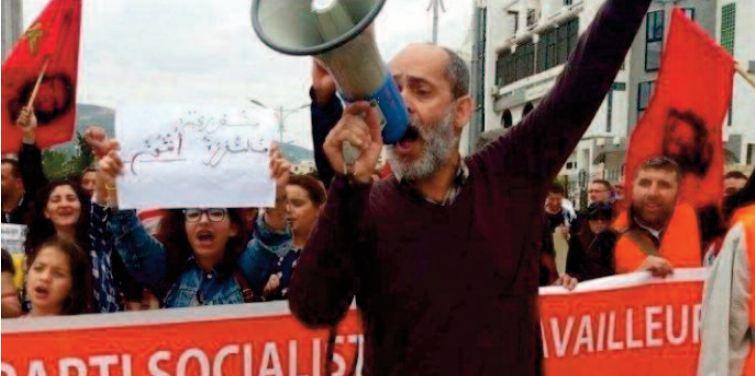 Le Parti Socialiste des Travailleurs algériens rejette les prochaines législatives