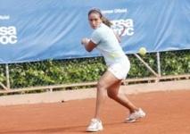 Fatima Zahra El Allami a franchi le cap d'entrée à l'ITF de l'ACSA
