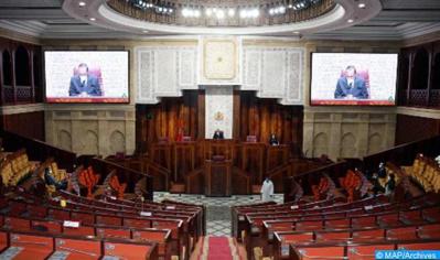 Ouverture de la deuxième session législative