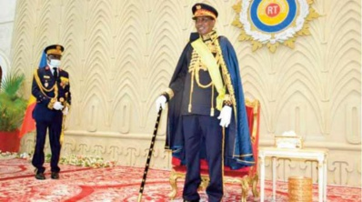 Idriss Déby Itno, homme fort du Tchad et allié stratégique de l'Occident dans la lutte contre les jihadistes