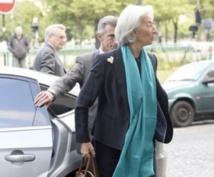 Lagarde devant la justice française pour une éventuelle inculpation