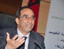Entretien avec Mohamed Sassi, directeur  de l'évaluation, de l'organisation de la vie scolaire et des formations communes entre les académies
