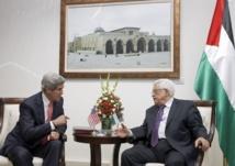 Kerry tente de relancer le processus de paix