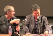 Fouad Laroui à l'IF de Marrakech