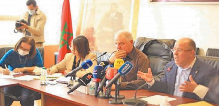 Création à Rabat d' une Association marocaine des droits des victimes