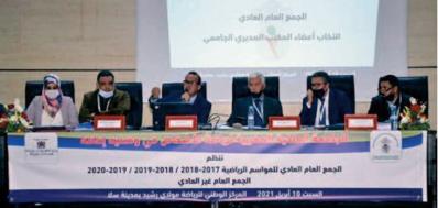 Hamid El Aouni réélu président de la FRMSPSH