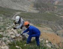 Une mine d'or artisanale en Afghanistan attire les prospecteurs dans un coin reculé