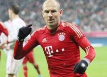 "Robben : ""J'ai pensé enfin"""