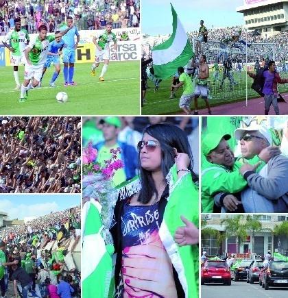 Le Raja ravit le titre et un nouveau billet  pour la Coupe du monde FIFA des clubs