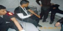 Accrochages entre les forces de l'ordre et les nervis du Polisario à Smara