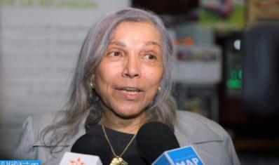 Naima Lamcharki, meilleure actrice au Festival international du film arabe de Malmö