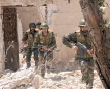 Réunion de l'UE à Bruxelles sur l'embargo sur les armes en Syrie