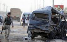 Douze morts dans des violences en Irak