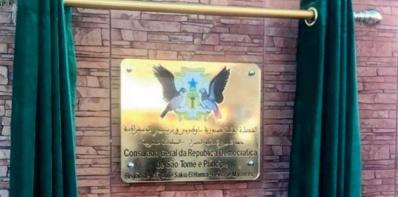 Les textes portant création d'une ambassade à Rabat et d' un consulat à Laâyoune publiés au Bulletin officiel de Sao Tomé-et-Principe