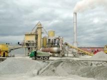 Les ventes du ciment baissent de 16,5%