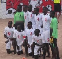 Le Sénégal décroche le titre africain de beach soccer