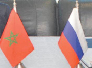 Le règlement de la question du Sahara au centre d' un entretien maroco-russe