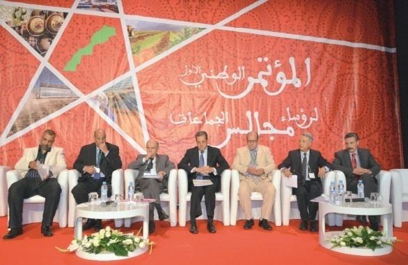 Les présidents des conseils communaux tiennent leur premier Congrès national