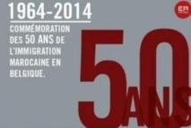 50 ans d'immigration marocaine en Belgique