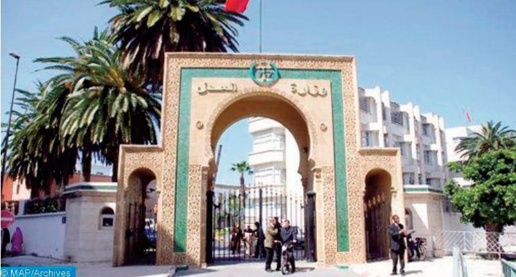 Le Maroc dispose de 84 tribunaux de première instance