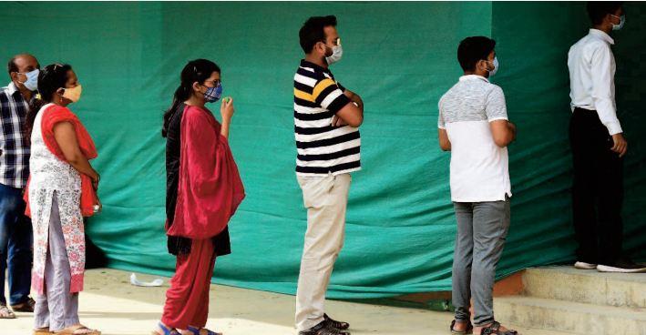 Record de contaminations en Inde. Les JO à nouveau en question