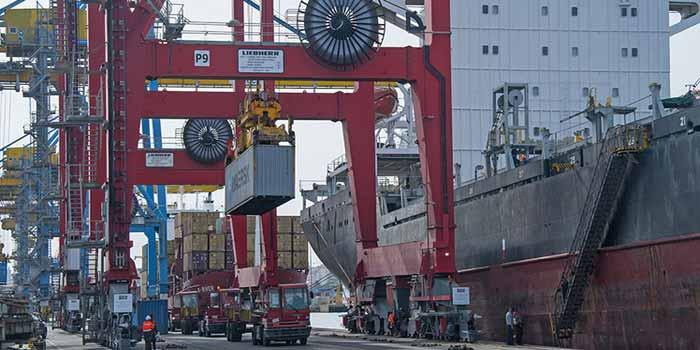L'activité portuaire poursuit sa tendance baissière à fin mars