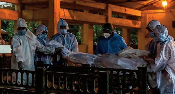 Plus de 3 millions de morts dans le monde Course à la vaccination