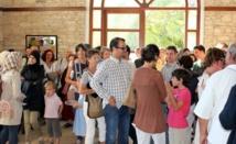 "Des artistes rurales d'Alma exposent leurs ""rêves de femmes"" à Agadir"