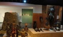 Le musée de Kinshasa a de grandes collections mais une seule salle