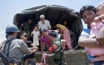 Violences religieuses en Birmanie