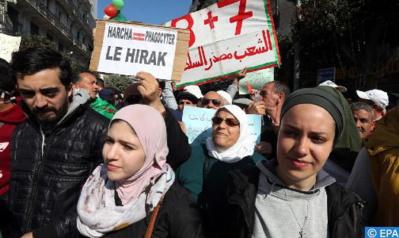 Détérioration de l'état de santé de 23 détenus du hirak algérien en leur 12ème jour de grève de la faim