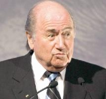 """Blatter: """"Nous avons surmonté des tempêtes"""""""