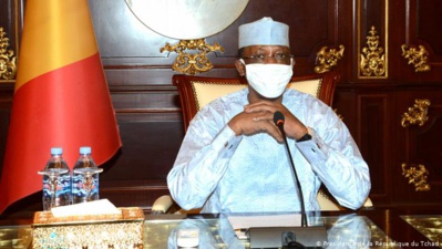 Décès du président tchadien Idriss Déby Itno