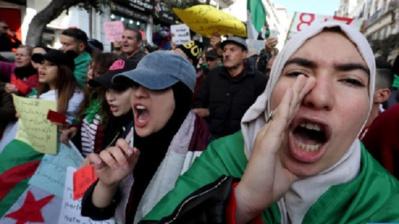 Les étudiants algériens dans les rues pour réitérer leur soutien aux revendications du Hirak