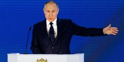 """Poutine appelle ses rivaux étrangers à ne pas """"franchir de ligne rouge """""""