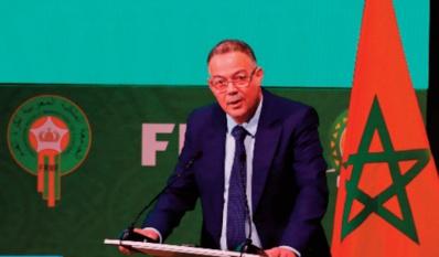 Fouzi Lekjaa : La construction de centres régionaux de formation favorisera le développement du football national