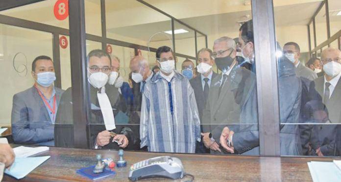 Lancement de trois nouveaux services électroniques au tribunal de commerce de Casablanca