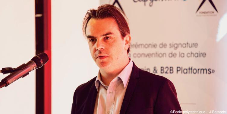 Julien Prat, chercheur CNRS et au Centre de recherche en économie et statistique de l'Ecole polytechnique