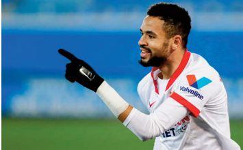 Youssef En-Nesyri, premier buteur marocain en Liga en une saison
