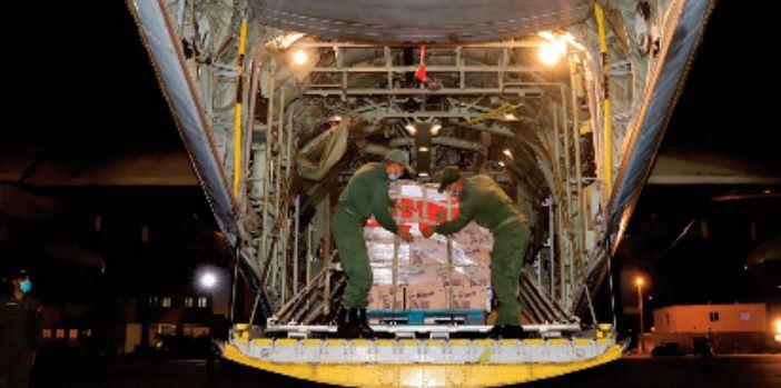 L' aide alimentaire en faveur du Liban reflète la solidarité effective du Maroc avec un peuple arabe frère