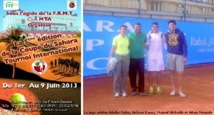 Moundir Tennis Academy à l'heure de son ITF