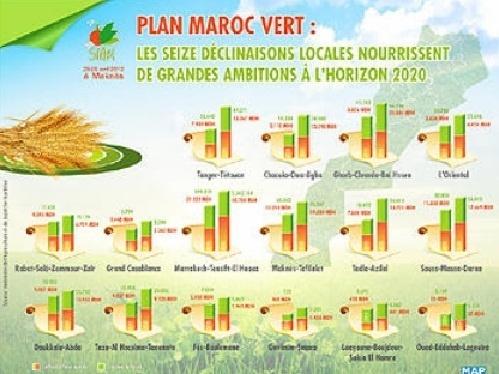 Sept ans après, le Plan Maroc Vert peine à trouver sa vitesse de croisière