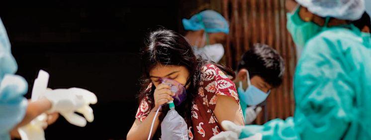 Nouveau record mondial des cas d'infection au coronavirus
